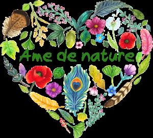 Logo Ame de nature complet